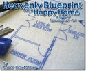 Picture of Heavenly Blueprint for a Happy Home
