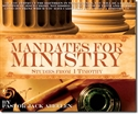 Picture of 1 Timothy: Mandates For Ministry