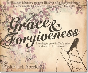 Picture of Grace and Forgiveness
