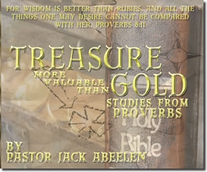 Picture of Proverbs: Treasure More Valuable Than Gold