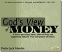 Picture of God's View Of Money CD