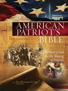 Picture of The American Patriot's Bible