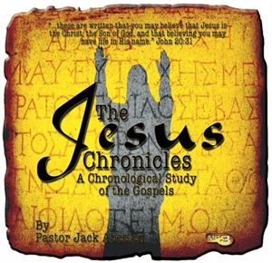 Picture of MP3 Jesus Chronicles Album (2 Volume Set)
