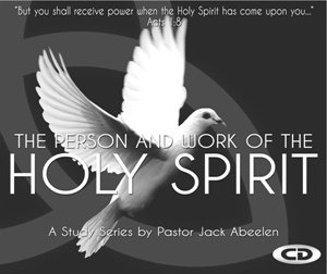 Picture of The Person And Work Of The Holy Spirit
