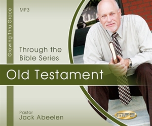 Picture of MP3 Through the Bible - Old Testament