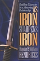 Picture of As Iron Sharpens Iron
