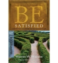 Picture of Be Satisfied