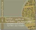 Picture of Exodus - Deuteronomy MP3 On CD