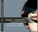 Picture of Isaiah - Lamentations MP3 On CD