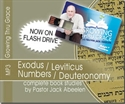 Picture of MP3 Exodus - Deuteronomy