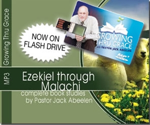 Picture of MP3 Ezekiel - Malachi