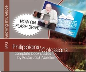 Picture of MP3 Philippians - Colossians
