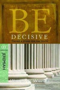 Picture of Be Decisive