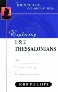 Picture of Exploring 1 & 2  Thessalonians