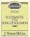 Picture of Ecclesiastes & Song of Solomon
