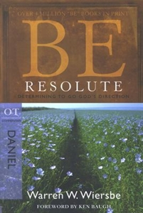Picture of Be Resolute