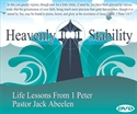 Picture of 1 Peter Heavenly Stability DVD