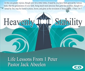 Picture of 1 Peter Heavenly Stability
