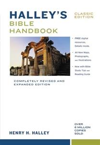 Picture of  Halley's Bible Handbook