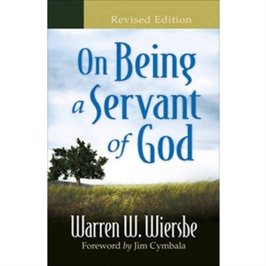 Picture of On Being A Servant Of God