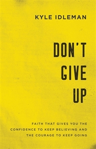Picture of Don't Give Up