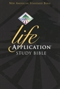 Picture of Life Application Study Bible-NASB